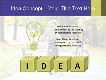 Urban biking PowerPoint Templates - Slide 80
