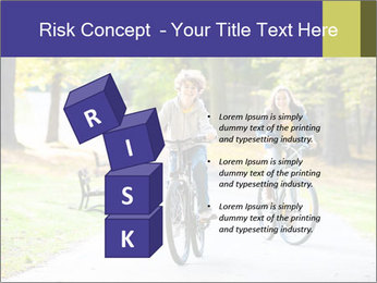 Urban biking PowerPoint Template - Slide 81
