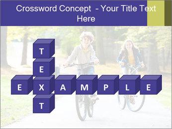 Urban biking PowerPoint Template - Slide 82