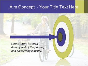 Urban biking PowerPoint Templates - Slide 83