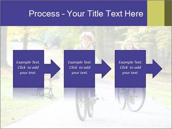 Urban biking PowerPoint Template - Slide 88