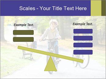 Urban biking PowerPoint Template - Slide 89