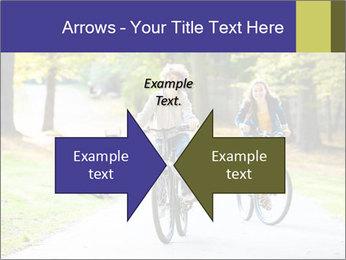Urban biking PowerPoint Template - Slide 90