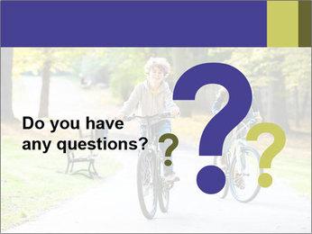 Urban biking PowerPoint Template - Slide 96