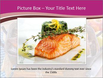 Roasted duck PowerPoint Template - Slide 16