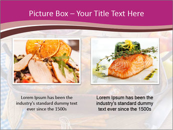 Roasted duck PowerPoint Templates - Slide 18