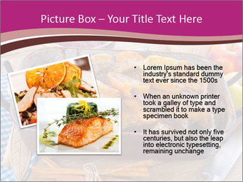 Roasted duck PowerPoint Templates - Slide 20