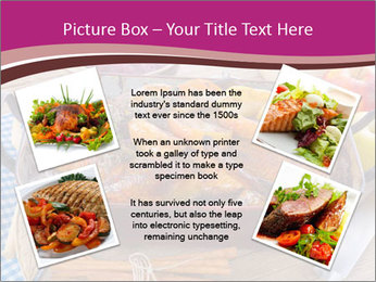 Roasted duck PowerPoint Templates - Slide 24