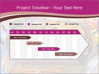 Roasted duck PowerPoint Template - Slide 25