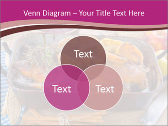 Roasted duck PowerPoint Templates - Slide 33