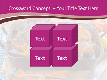 Roasted duck PowerPoint Templates - Slide 39