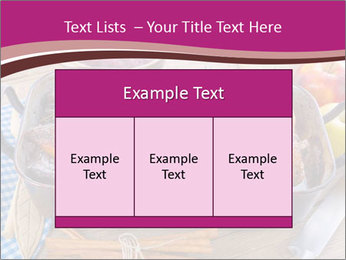Roasted duck PowerPoint Templates - Slide 59