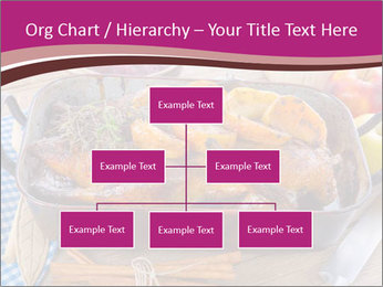 Roasted duck PowerPoint Templates - Slide 66