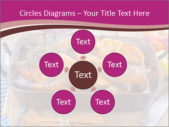 Roasted duck PowerPoint Templates - Slide 78
