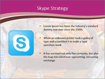 Roasted duck PowerPoint Template - Slide 8