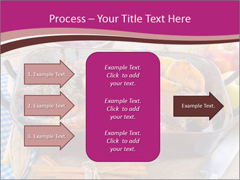 Roasted duck PowerPoint Templates - Slide 85