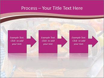Roasted duck PowerPoint Template - Slide 88