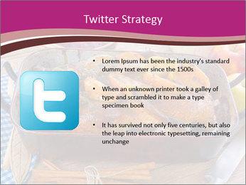 Roasted duck PowerPoint Template - Slide 9