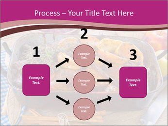 Roasted duck PowerPoint Templates - Slide 92