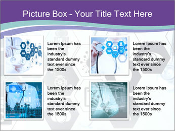 Medicine doctor hand PowerPoint Templates - Slide 14
