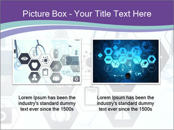 Medicine doctor hand PowerPoint Templates - Slide 18