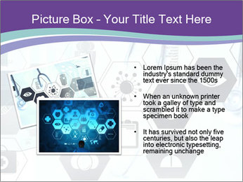 Medicine doctor hand PowerPoint Templates - Slide 20