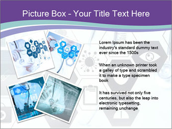 Medicine doctor hand PowerPoint Templates - Slide 23