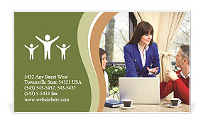 0000094115 Business Card Template