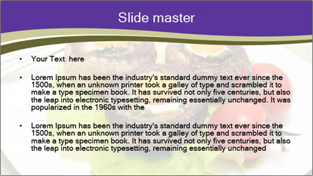 0000094129 PowerPoint Template - Slide 2