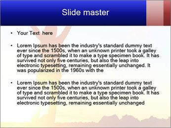 0000094182 PowerPoint Templates - Slide 2