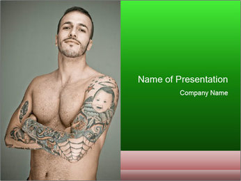 0000094194 PowerPoint Template - Slide 1