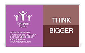0000094230 Business Card Template