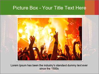 Rock concert PowerPoint Template - Slide 15