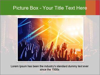 Rock concert PowerPoint Template - Slide 16