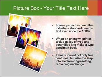 Rock concert PowerPoint Template - Slide 17