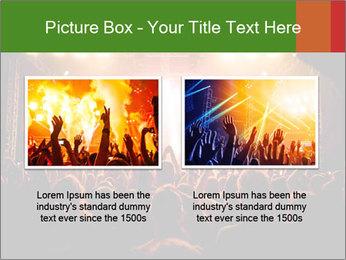 Rock concert PowerPoint Template - Slide 18