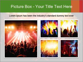 Rock concert PowerPoint Template - Slide 19