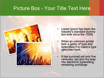 Rock concert PowerPoint Template - Slide 20