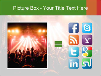 Rock concert PowerPoint Template - Slide 21