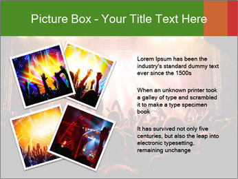 Rock concert PowerPoint Template - Slide 23