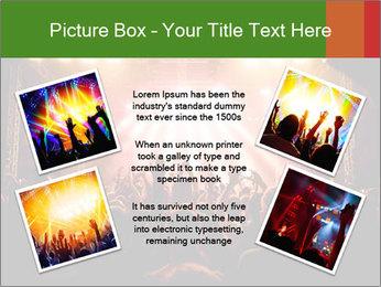 Rock concert PowerPoint Template - Slide 24