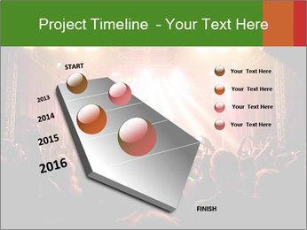 Rock concert PowerPoint Template - Slide 26