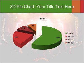 Rock concert PowerPoint Template - Slide 35