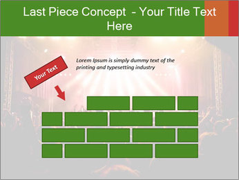 Rock concert PowerPoint Template - Slide 46
