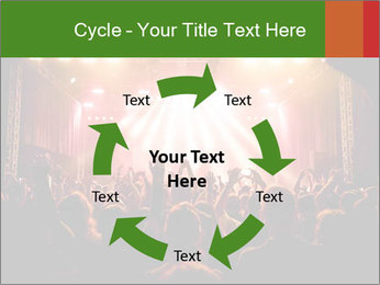 Rock concert PowerPoint Template - Slide 62