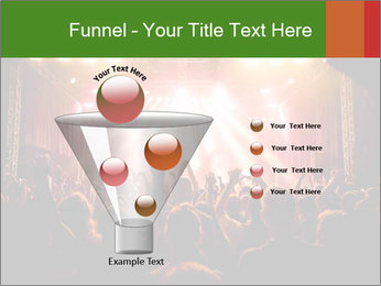 Rock concert PowerPoint Template - Slide 63