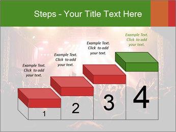 Rock concert PowerPoint Template - Slide 64
