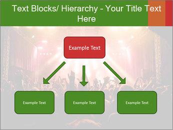 Rock concert PowerPoint Template - Slide 69