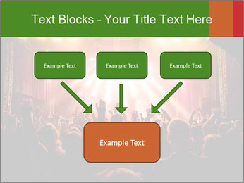 Rock concert PowerPoint Template - Slide 70