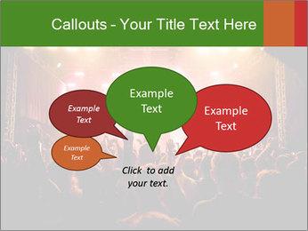 Rock concert PowerPoint Template - Slide 73